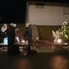 24.12.2019 - Weihnachten am Kriegerdenkmal